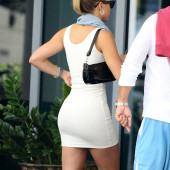 Sofia Richie tight dress