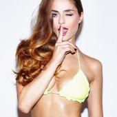 Sofia Tsakiridou bikini