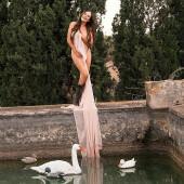 Sonja Kirchberger nackt im playboy