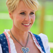 Sonja Zietlow nackt