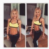 Sophia Thiel body