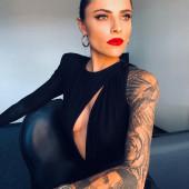 Sophia Thomalla ohne bh