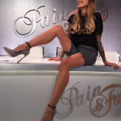 Sophia Thomalla sexy high heels