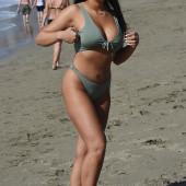 Sophie Kasaei bikini
