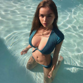 Sophie Mudd beach
