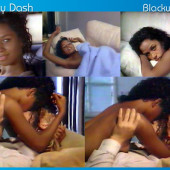 Stacey Dash naked scene