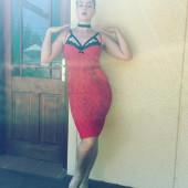 Stefania Ferrario feet