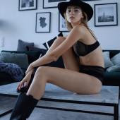 Stefanie Giesinger lingerie