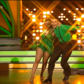 Susianna Kentikian lets dance
