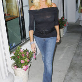 Suzanne Somers see through