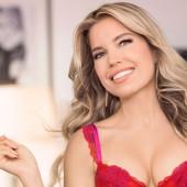 Sylvie Meis lingerie