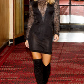 Sylvie Meis see through
