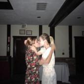 Tallulah Belle Willis lesbian kiss