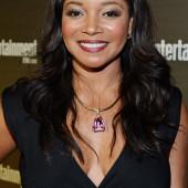 Tamala Jones cleavage