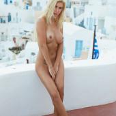 Tanja Brockmann ganz nackt