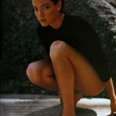 Tatjana Patitz feet