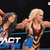 Taya Valkyrie impact wrestling