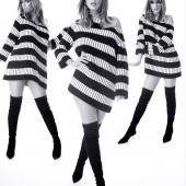 Taylor Swift overknees