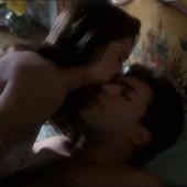 Terry Farrell sex scene