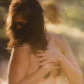 Terry Farrell topless