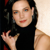Terry Farrell young