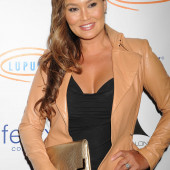 Tia Carrere cleavage