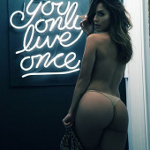 Tianna Gregory ass