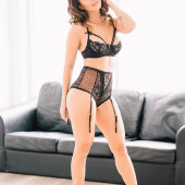 Tianna Gregory lingerie