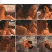 Tiffani Thiessen nude scene