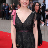 Tuppence Middleton see through