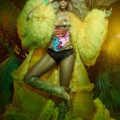 Tyra Banks body
