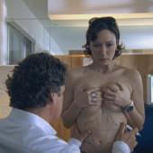 Ursula Strauss nackt