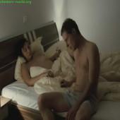 Ursula Strauss topless