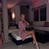 Valentina Pahde feet