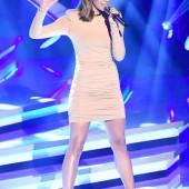 Vanessa Mai high heels