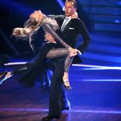 Verena Kerth lets dance