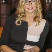 Veronica Ferres brille