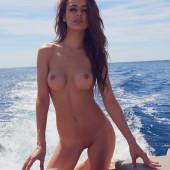 Veronika Klimovits stars nackt
