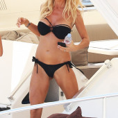 Victoria Silvstedt paparazzi