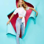 Yael Grobglas jeans