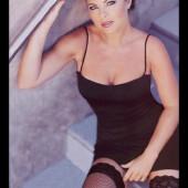 Yasmine Bleeth lingerie