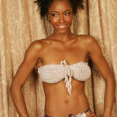 Yaya DaCosta body