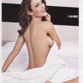 Zuleyka Rivera topless