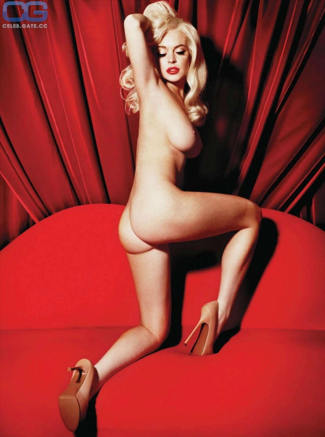Nacktbilder lindsay lohan dina lohan