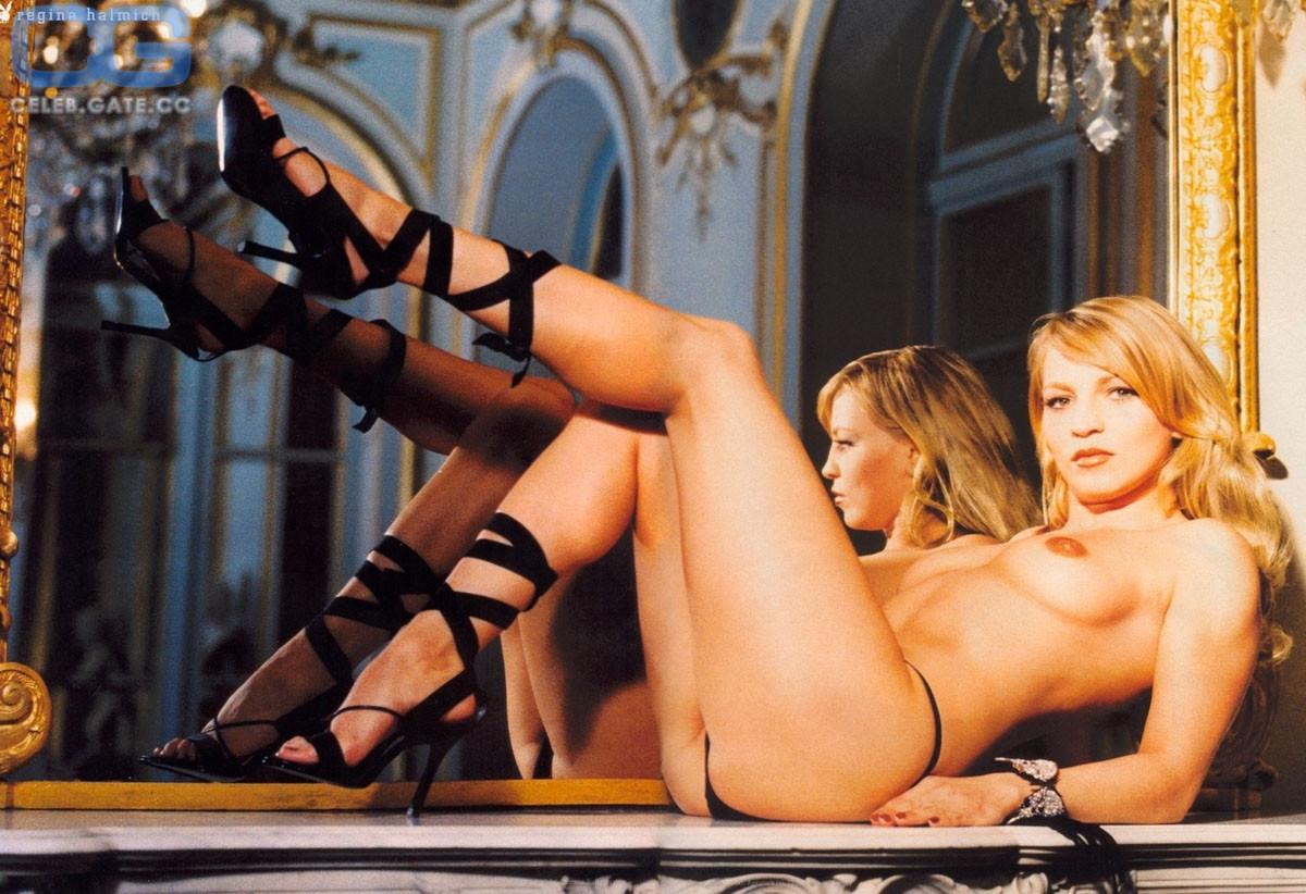 Regina halmich nackt Sportlerinnen /
