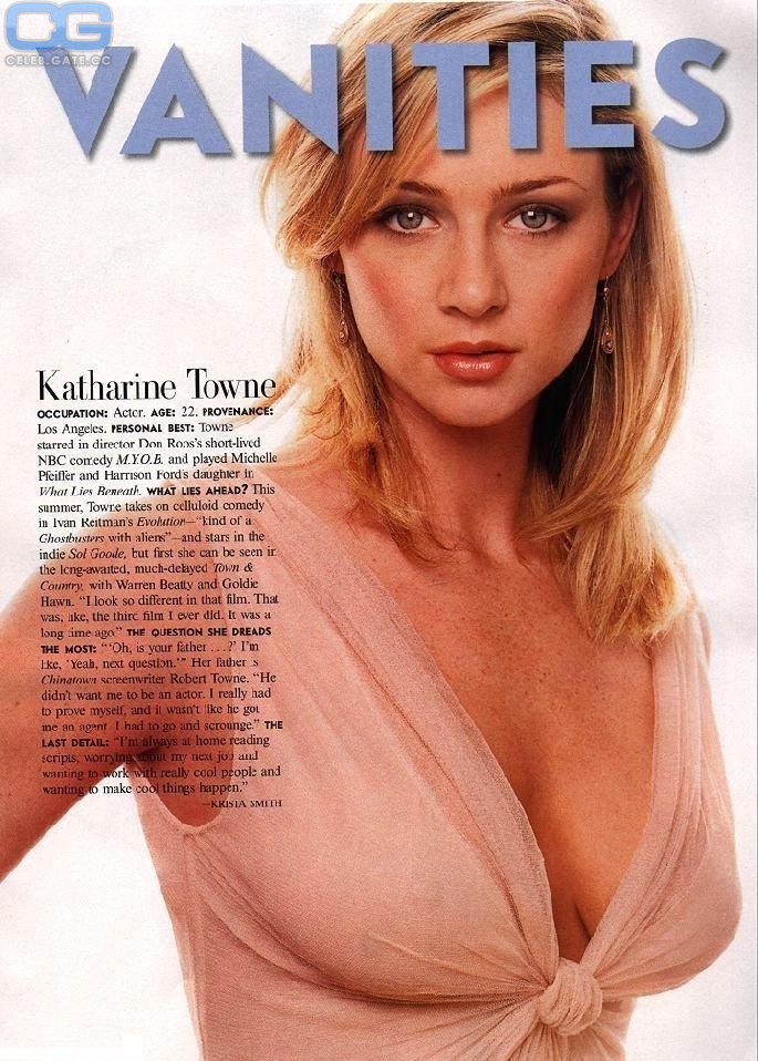 Nackt Katharine Towne  Charlie Hunnam