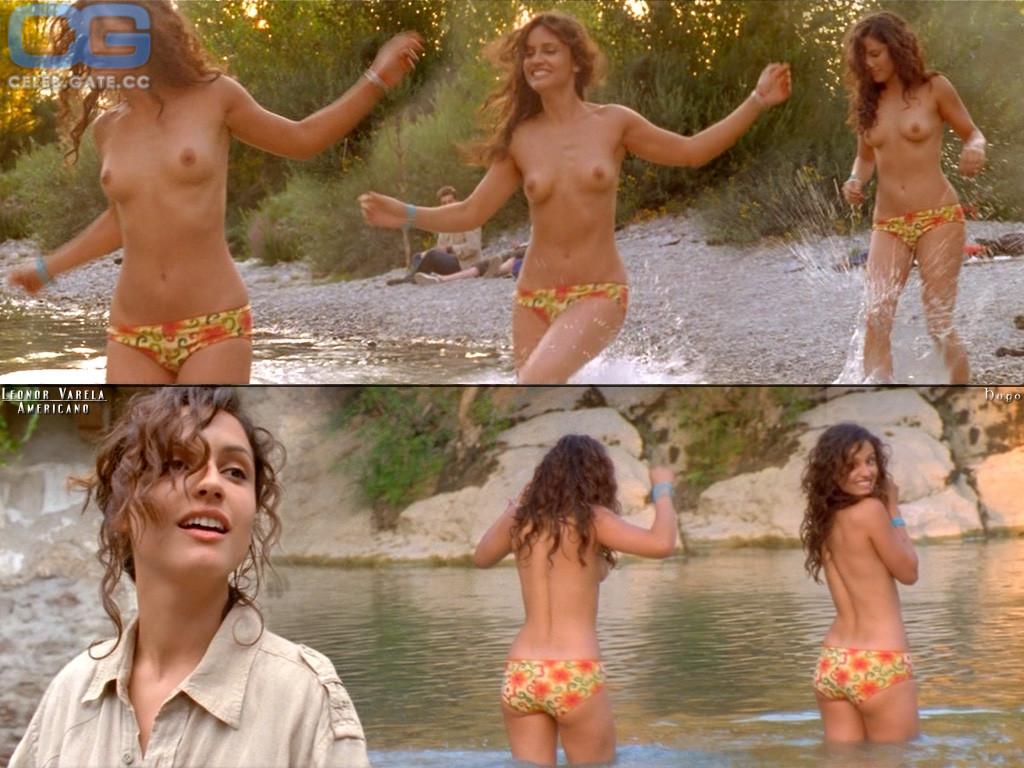 Nude leonor varela Leonor Varela