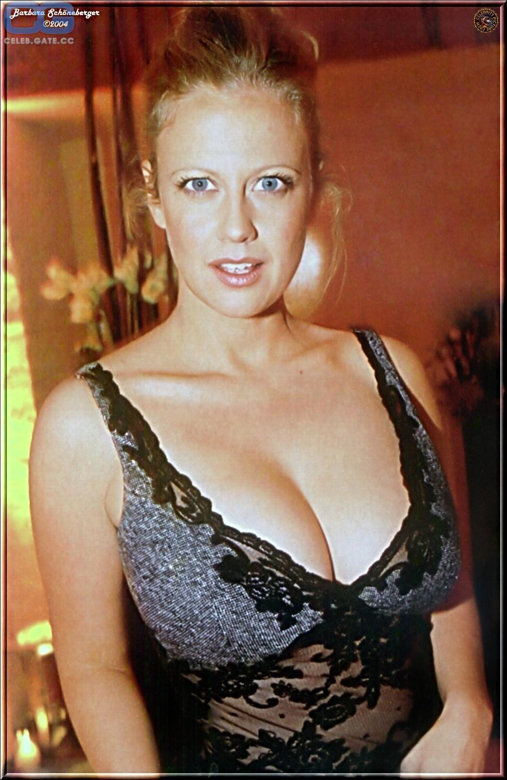 Nackt barbara schöneberge Barbara Schoeneberger