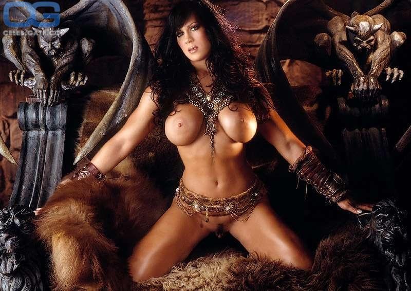 Celebrity Jolene Blalock Nude Playboy Images