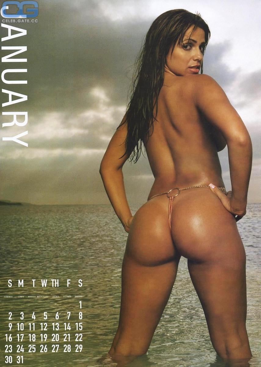 Sexy Naked Vida Guerra HD